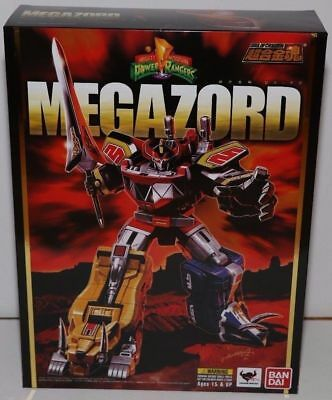 Soul of Chogokin GX-72 Megazord Mighty Morphin Power Rangers OPEN BOX - 2583