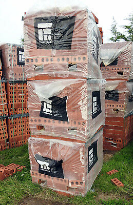 Forterra House Bricks Pack of Approx 500.New, Delivery possible.