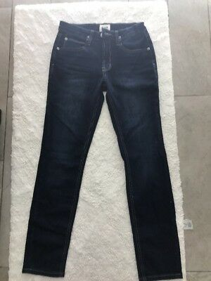 HUDSON Jeans Blade French Terry Parker Pants (Big Boys)