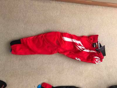 Fly Racing Lite Hydrogen Pant - RED - Size 30 369-73230
