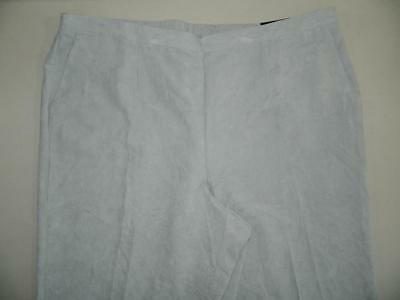 a0d92999399 Alfred Dunner Women s Plus Pull On Classic Fit Pants NWT Size 22W X 29  WP6268
