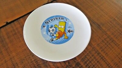 The Simpsons Plate - Kinnerton Striker
