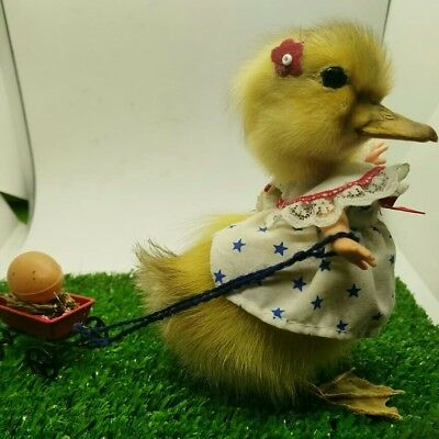 Taxidermy Duck With Arms Gaff Art