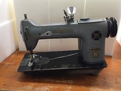 INDUSTRIAL SEWING MACHINE Singer 40 Chain Stitch 4040 PicClick Delectable Singer Sewing Machine Repair Columbia Sc