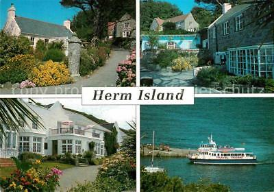 72890649 Herm Island Harbour Cottage The Gift Shops White House Hotel Travel Tri