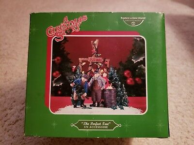 Department 56 A Christmas Story The Perfect Tree