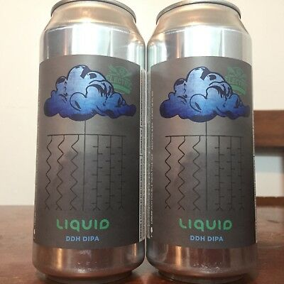 Electric Brewing DDH Liquid DIPA 11/9 [2 cans] Monkish Other Half Tired Hands