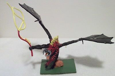 Games Workshop GW Lord of the Rings LOTR Unique Metal Balrog with Raised Whip