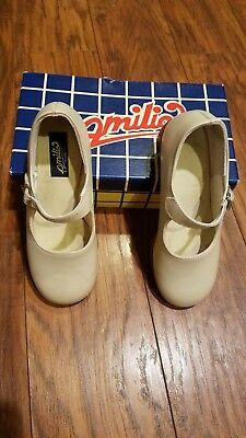 Amilio Dance Shoes Girls 10.5 8227