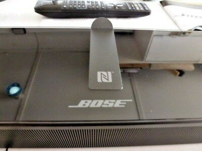 AS NEW Bose SoundTouch 300 Soundbar Bluetooth Speaker Black (USED ONCE)
