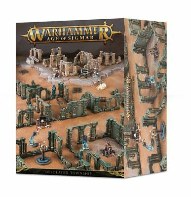 AGE OF SIGMAR: Desolated Township