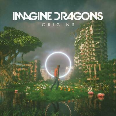 Imagine Dragons - Origins (DELUXE) (CD ALBUM)