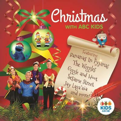 Various Artists - Christmas With ABC KIDS (CD ALBUM)