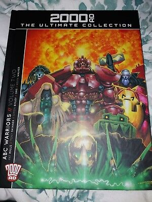 2000 AD Ultimate Collection. Volume 24. ABC Warriors/Vol 2.