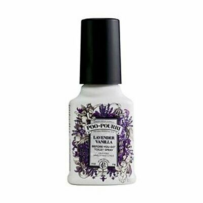 LAVENDER VANILLA - 59ML Poo Pourri Toilet Spray