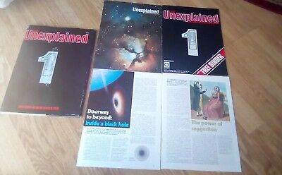 Unexplained magazine