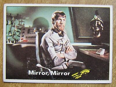 1976 Topps/Scanlens Star Trek Card:  CAPTAIN'S  LOG  ....  #56  +  Free Post