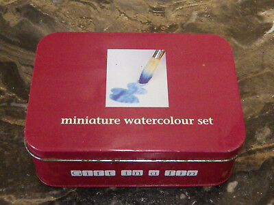 'Apples to Pears' Miniature Watercolour set