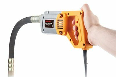 Nordstrand Hand Held Electric Concrete Vibrator - with 35mm Vibrating Poker and