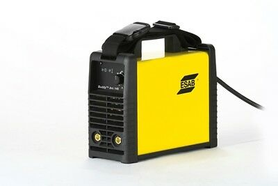 ESAB BUDDY ARC 145 welding machine MMA 16 A thermal protection system Portable
