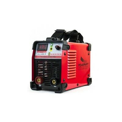 POWERMAT PM-MMA-250KD PRO inventer welder welding machine MMA 250A IGBT Portable