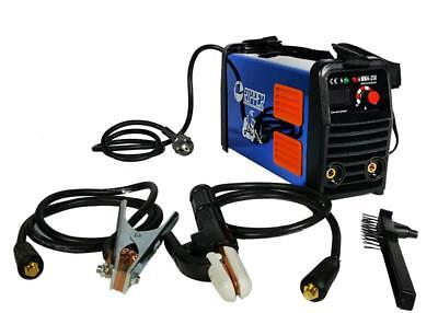 RIPPER WELDER MMA-250 INVERTER WELDER WELDING MACHINE 250A Portable Light