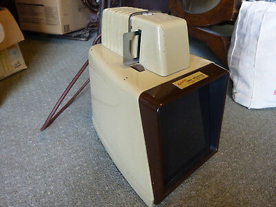 Vintage Kodak Kodaslide Table Slide Projector Viewer in Working Order