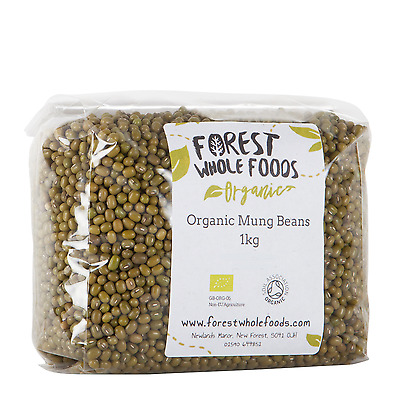 Forest Whole Foods - Bio Mung Beans