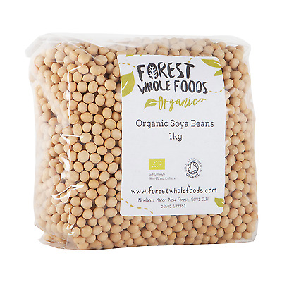 Forest Whole Foods - Bio Soja Beans