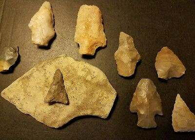 Native/Early Man Artifacts