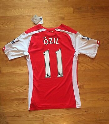 be12fc347 Ozil Arsenal Germany Player Issue Match Un Worn ACTV Puma Authentic