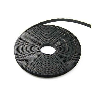 HICTOP 5 Meters GT2 2mm pitch 6mm wide Timing Belt for 3D printer CNC