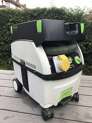 Festool Dust Extractor Ctl Midi 110v