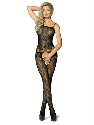 Catsuit Ouvert LD 14 - sexy Bodystocking von Let's Duck