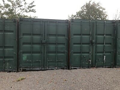 20ft Shipping Container Storage Hire