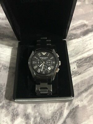 Emporio Armani Ceramica Men's Watch