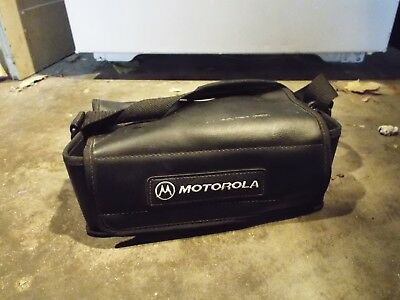 Motorola Bag Car Phone Cellular One Model No:S2785B  Made in The USA