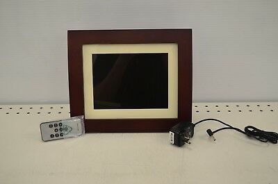 "(52063) Sylvania 8"" Digital Photo Frame"