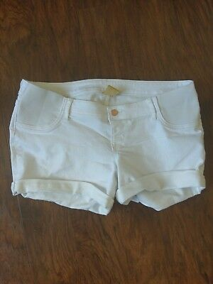 Old Navy Side Panel Maternity Shorts Size 10