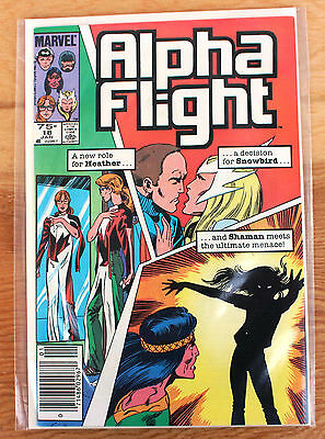 Alpha Flight #18 (Jan 1985, Marvel)