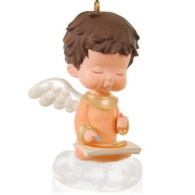 NEW Hallmark 2014 Dahlia Ornament Mary's Angels 27th in Series