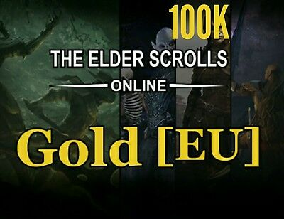 100,000 ESO Gold Xbox One EU Server. Fast Delivery