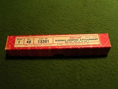 Starrett No. 48 Double Jointed Attachment part #13301
