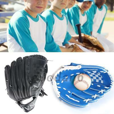 Child/Adults Professional Baseball Glove Softball Left Hand Training Game UK