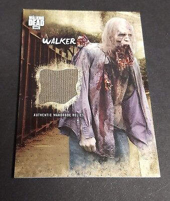 2018 Topps AMC The Walking Dead Walker Relic Card WR-1