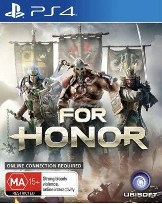 Playstation 4 PS4 For Honor