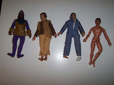 Planet Of The Apes Mego General Urko + Astronauts
