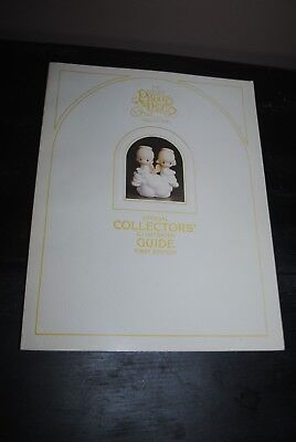 Precious Moments Official Collectors' Illustrated Guide First Edition 1983 Book