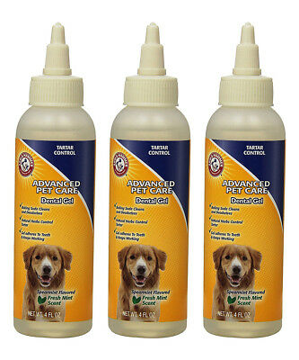 3-Pack Arm & Hammer Pet Clinical Care Gum Health Dental Mouth Sprays For Dogs