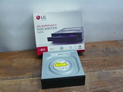 LG DVD drive Sata Super-multi Drive CD DVD RW burner 24X writer M-Disc Support